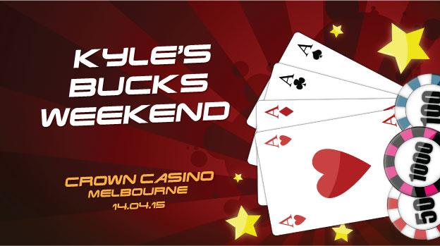 'Casino' Bucks Stubby Holders
