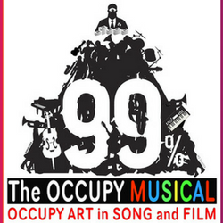 99% The Occupy Story - A musical in development using song to tell the story of Wall Street's Occupy movement. Sonja is one of several talented London area musicians performing all original music.