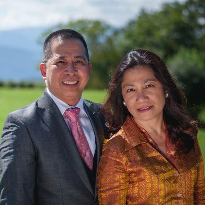 Pastor Tony Sarah Ibarra
