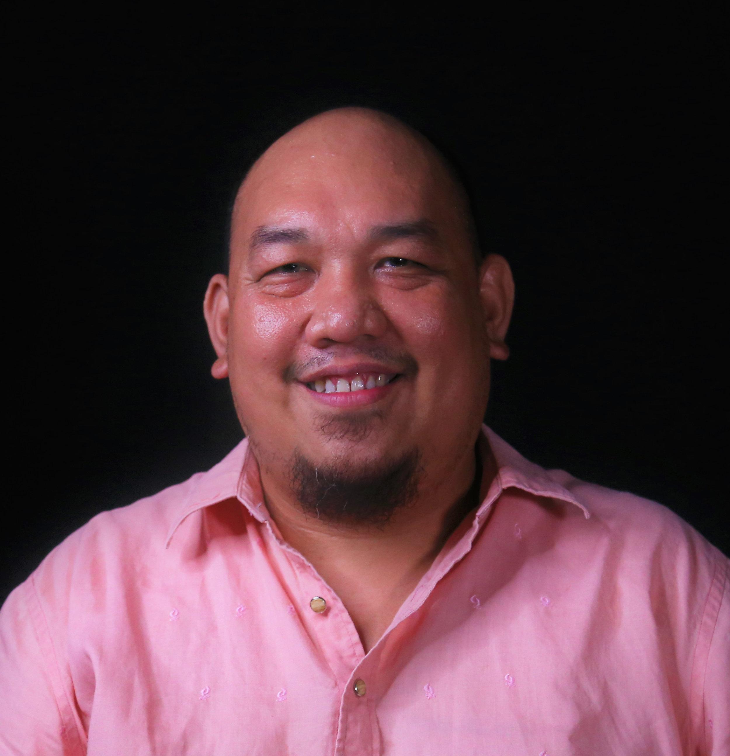 Pastor Reggie Cagalitan