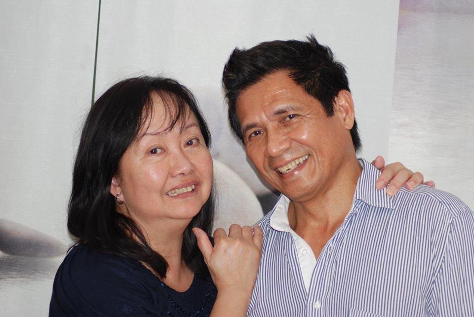 Pastor Cornelio and Susanna Yongco