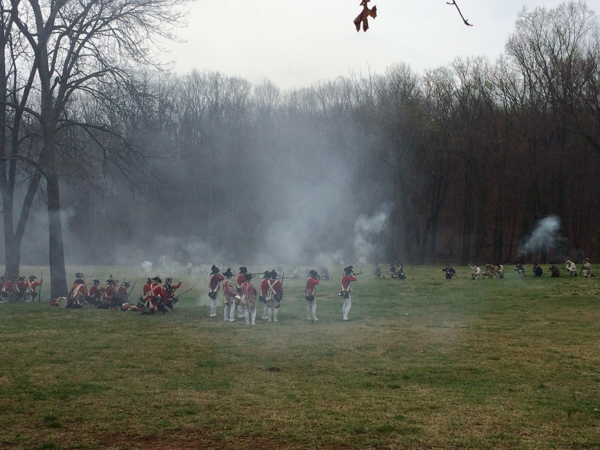 Annual Reenactment of the Battle of Guilford Courthouse