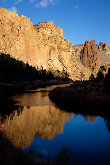 Smith Rock State Park , OR