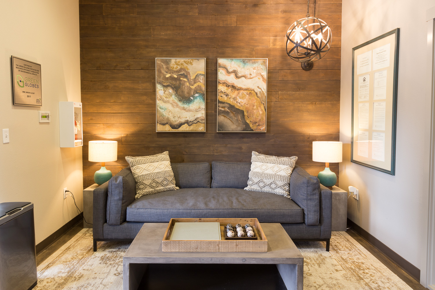 Real Estate Listing Photo of a sitting room