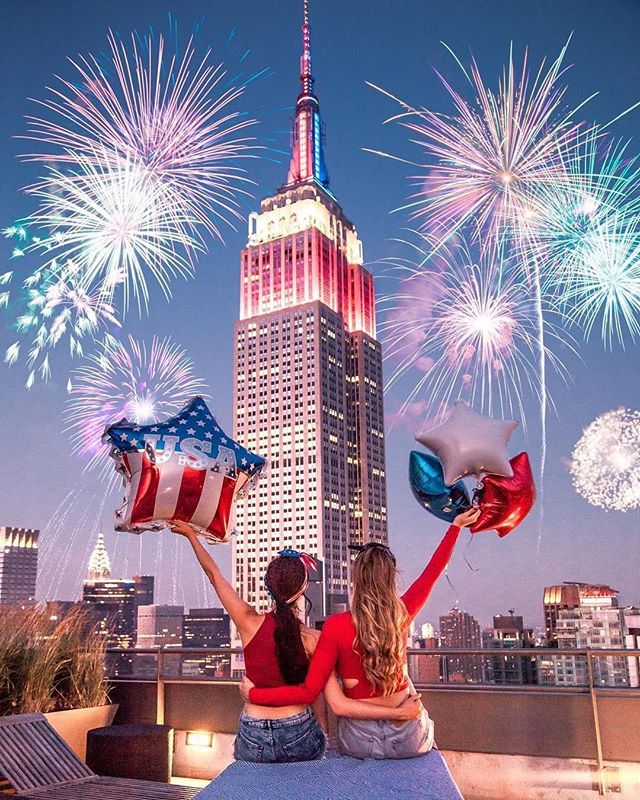 Happy July 4th! - @thompsonsquarestudios