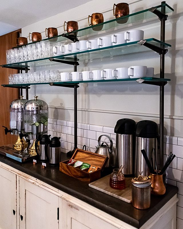 At the club,  we treat our members with all day complimentary coffee and tea. ☕ - @thompsonsquarestudios . . . #thompsonhousegroup #thompsonsquarestudios #soho #sohonyc #coworkingspace #coworkingnyc #elevated #workspace #happyhournyc #eventplanning #luxuryeventspace #community #officegoals #elevated #luxury #luxurylifestyle #luxuryevents #private #membersclub #membersonly #prettycitynewyork #seeyourcity #nycgo #timeoutnewyork #sohonyc