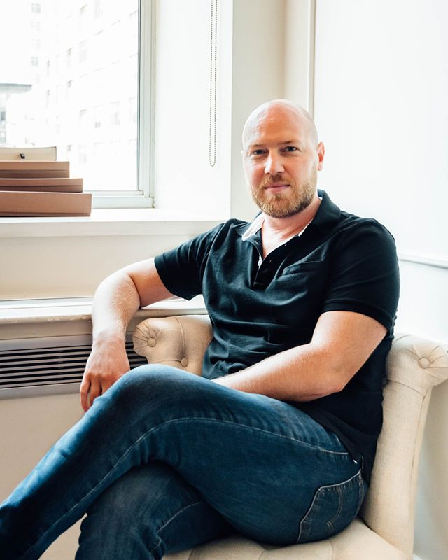 """We asked our members a series of questions about their experiences in and out of the office.  One question was """"What is your favorite part about working at @Thompsonsquarestudios ?"""" Jordan Luckett, Design Director at @visualhouse said : """"I like working in SoHo, the natural light in our studio is great - TSS team is great, too!"""" For the full interview visit facebook.com/thompsonsquarestudios. __ #TSSmemberhighlight . . #thompsonhousegroup #thompsonsquarestudios #soho #sohonyc #coworkingspace #coworkingnyc #elevated #workspace #happyhournyc #eventplanning #luxuryeventspace #community #officegoals #elevated #luxury #luxurylifestyle #luxuryevents #private #membersclub #membersonly #prettycitynewyork #seeyourcity #nycgo #timeoutnewyork #sohonyc"""