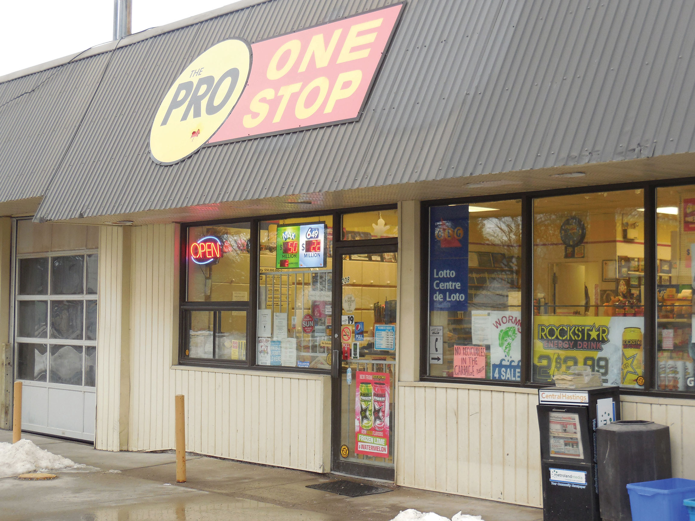 Over the past 25 years the Pro One stop has become deeply woven into the fabric of the community of Stirling.