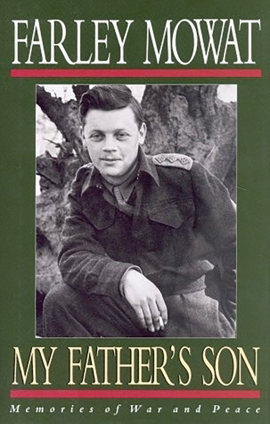 Farley Mowat's recollection of his wartime service provide a vivid perspective.Photo courtesy Barry Penhale