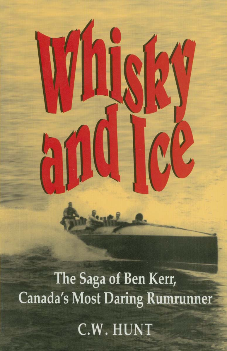 Book cover of  Whisky and Ice