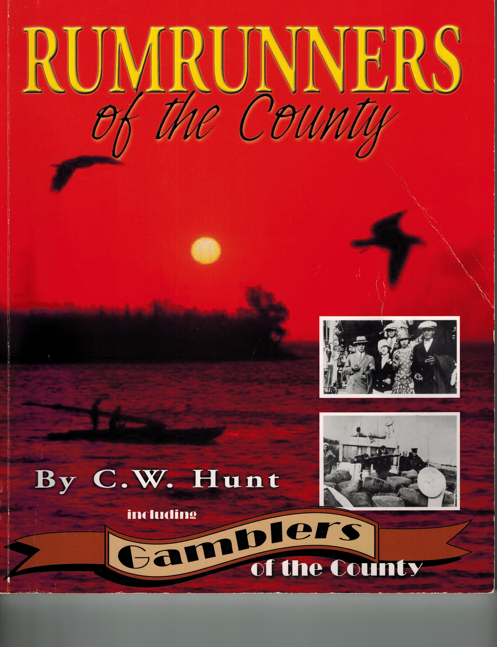 Book cover of  Rumrunners of the County.