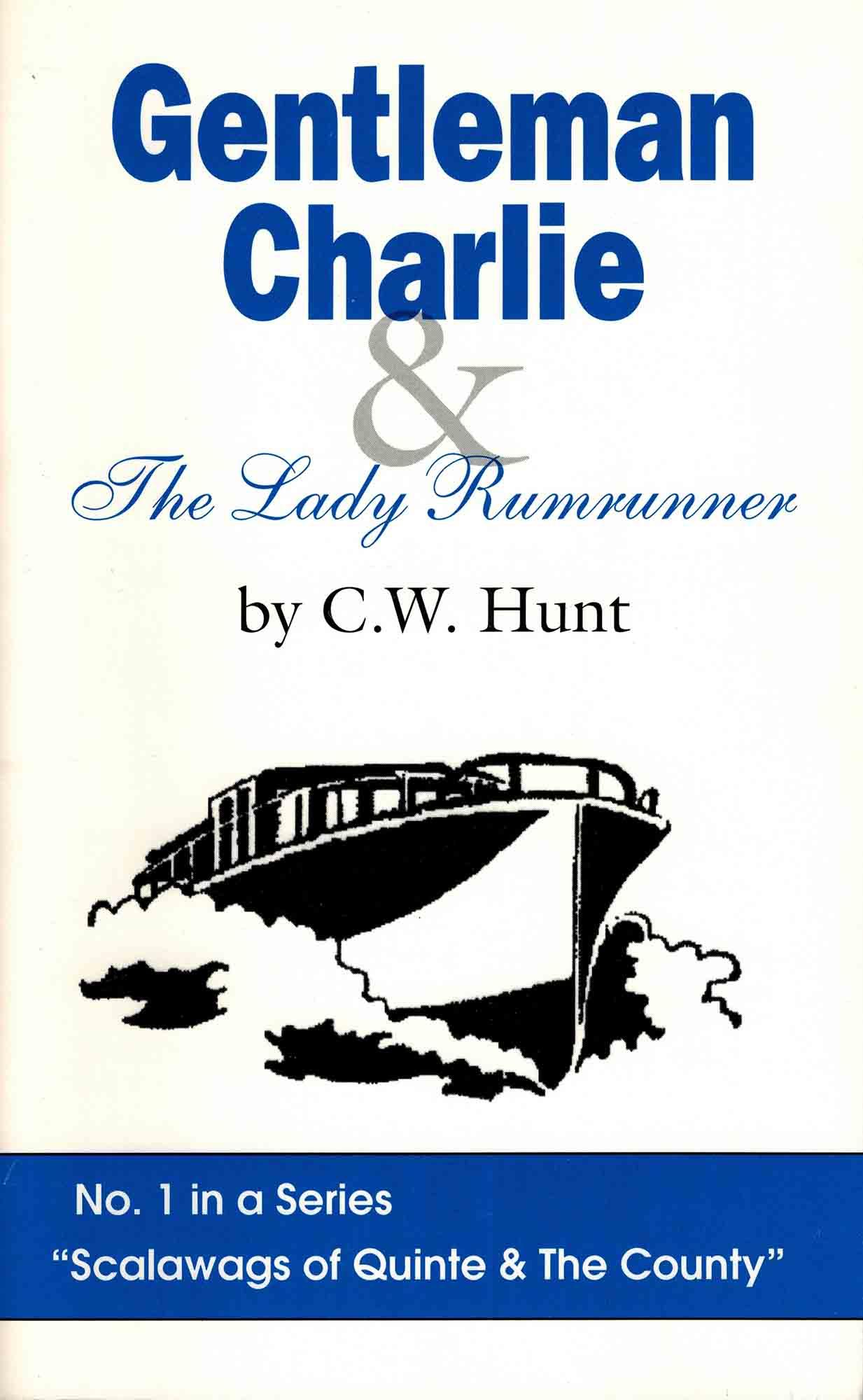 Book cover of  Gentleman Charlie .