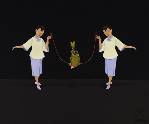 A Delicate Balance #3