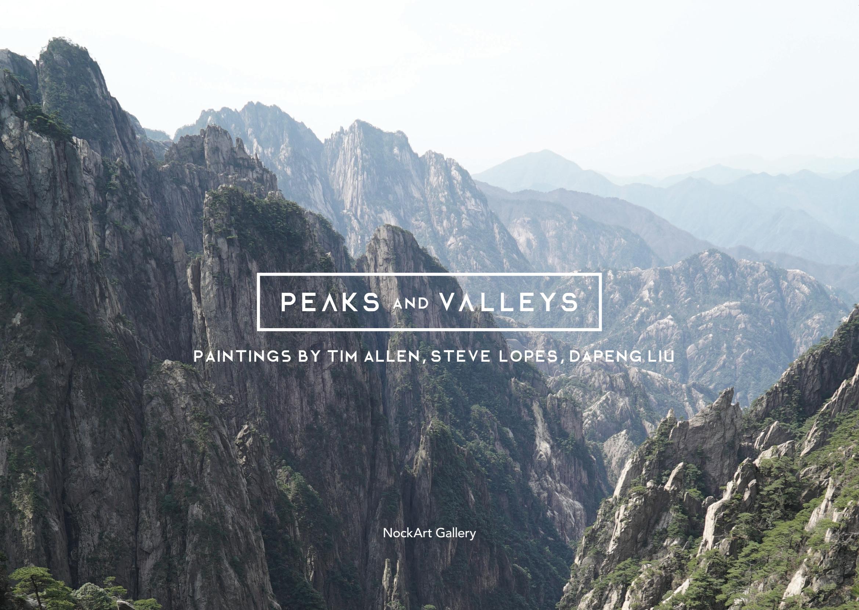 Peaks and Valleys   HKD 300