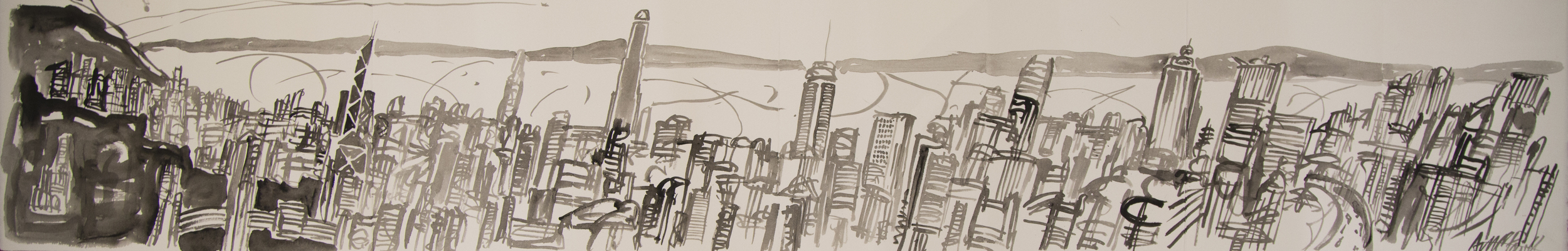Panorama sketchbook #5