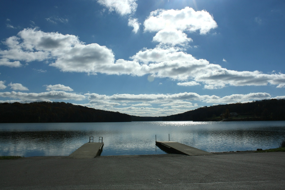 Moraine State Park on a gorgeous summer day, image courtesy of google images.    So unplug and destress for a weekend and spend a couple of days in nature. With these three places, you'll be able to getaway without having to go too far. Happy exploring!