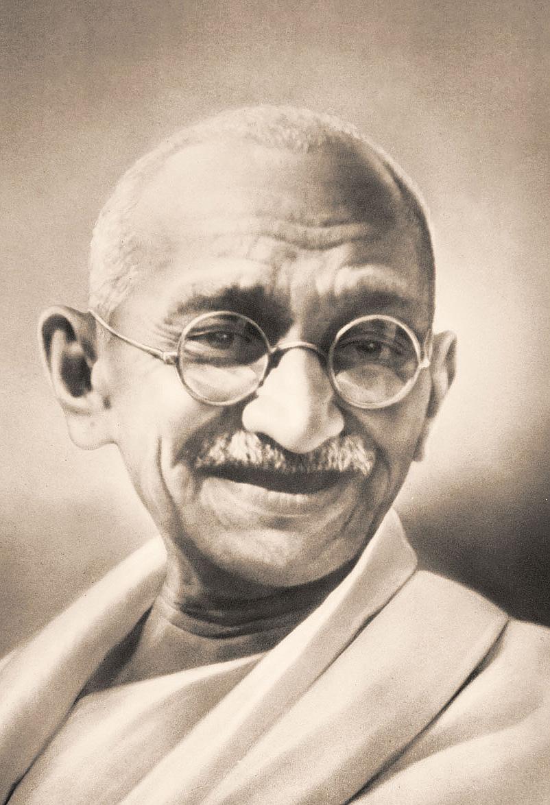Muhatma Ghandi