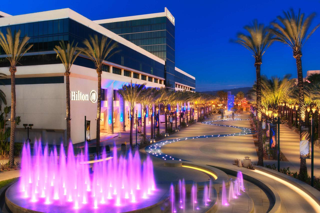 Picture provided by the Hilton Anaheim