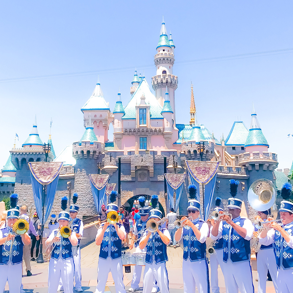 Disneyland - The original happiest place on Earth!