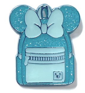 NEW Loungefly Backpack Pin!
