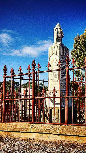 St George's Anglican Cemetery on Cheek Avenue