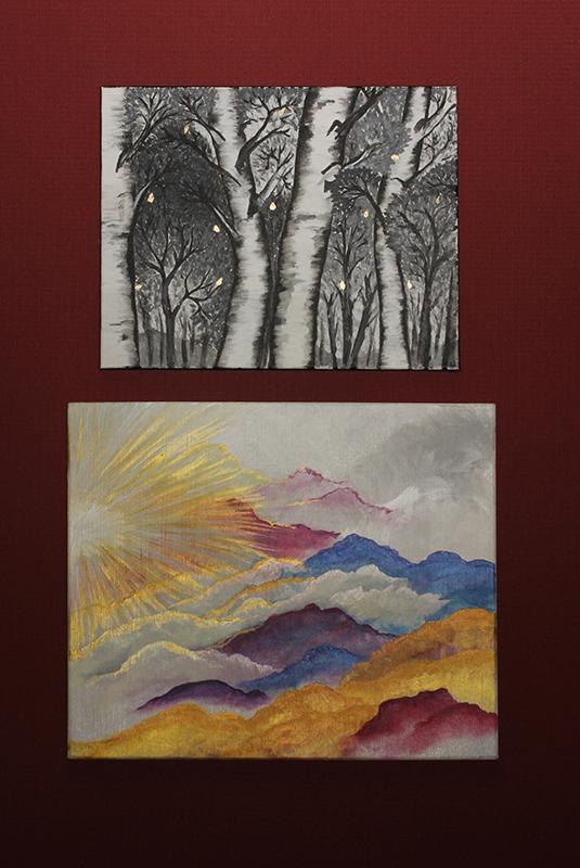 Seasons Part II and Come Up Higher by Hayley Kroschel