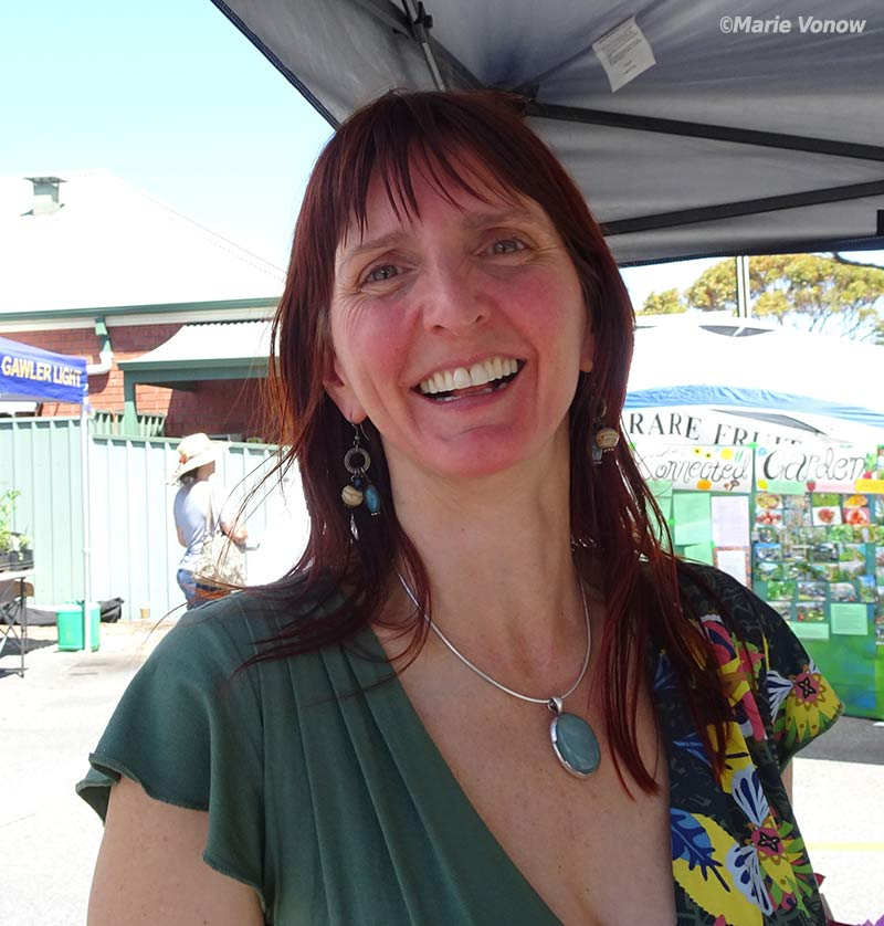 Sustainable Living Festival guest speaker and ekoo founder, Kerry Cleopatra