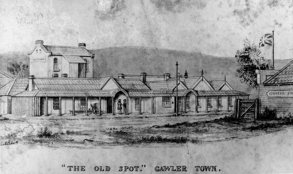 The Old Spot Hotel (circa 1840s)