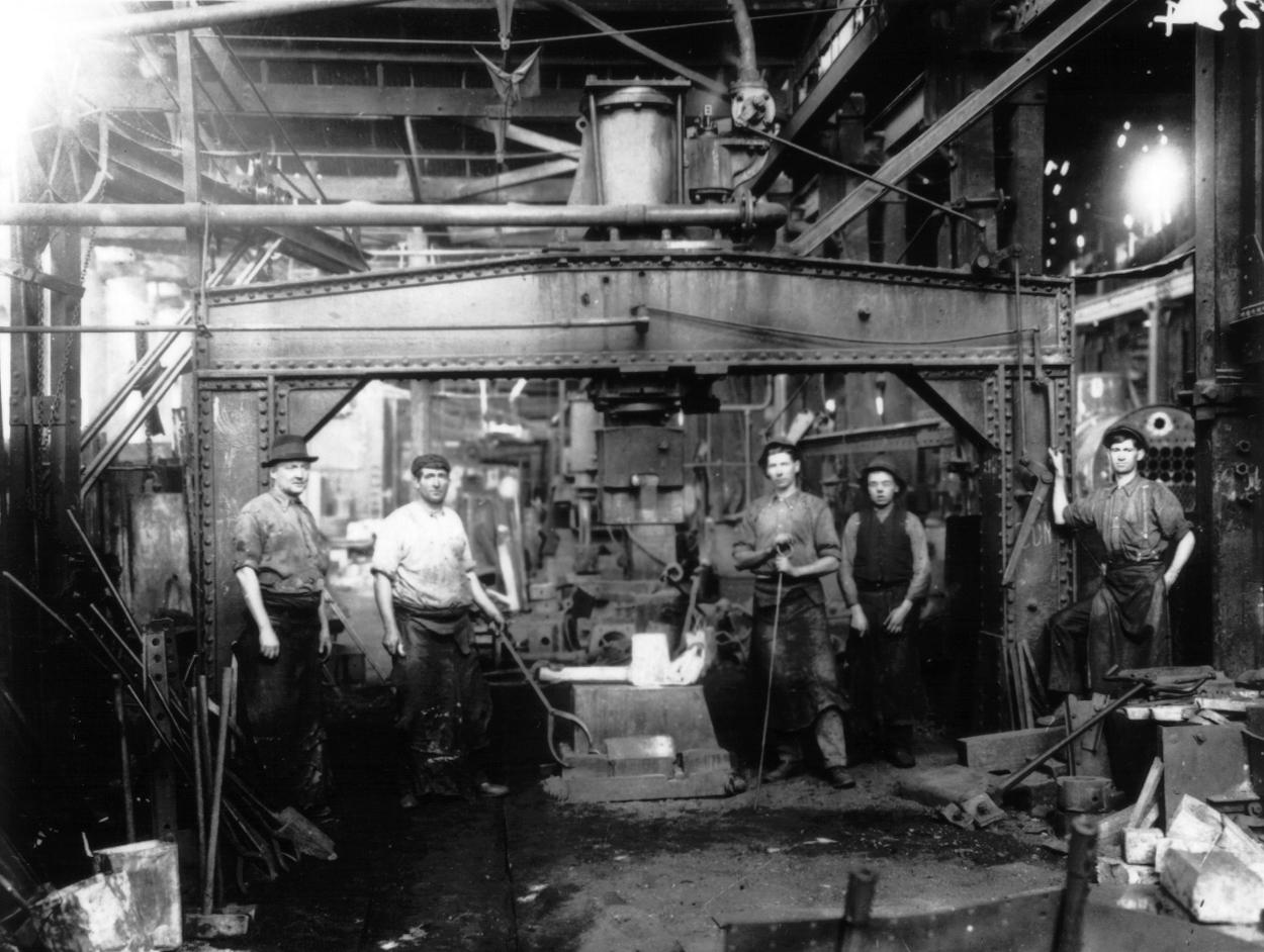 Inside the James Martin Foundry