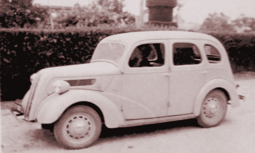 George's Ford 10
