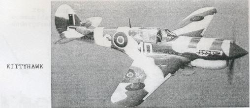 RAAF Kittyhawk