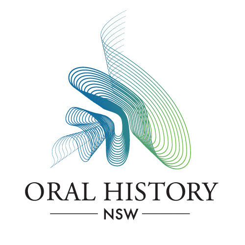 Oral History New South Wales Logo Link