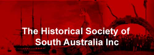 Historical Society of South Australia Logo Link