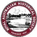 Royal Australian Historical Society Logo Link