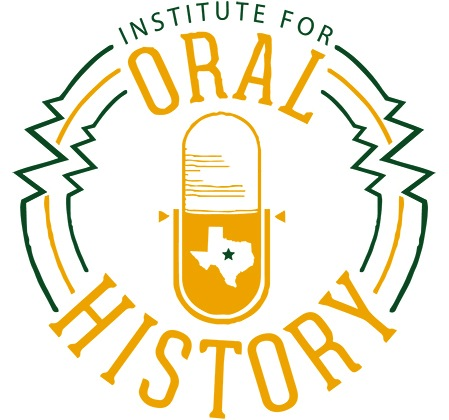 Baylor Institute for Oral History Logo Link