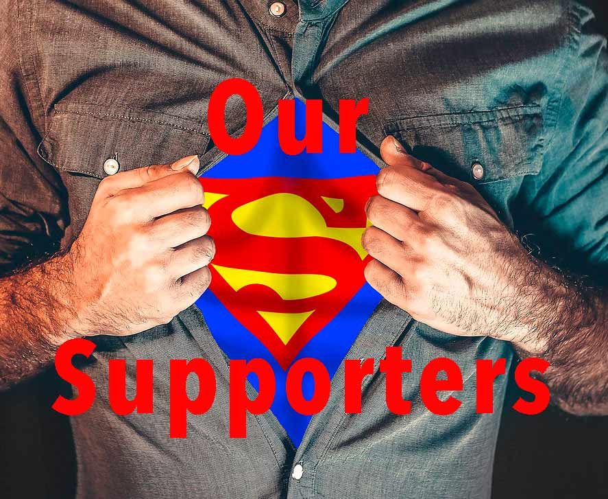 Our Supporters Link Image