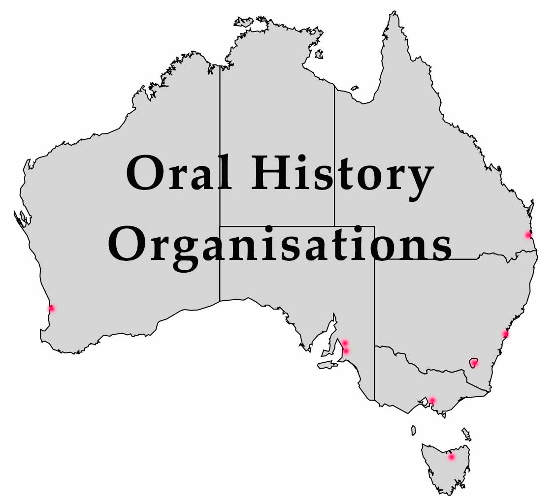 Oral History Organisations