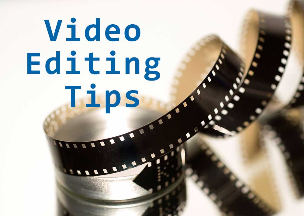 Video Editing Tips Link Image