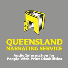 Queensland Narrating Service Logo Link