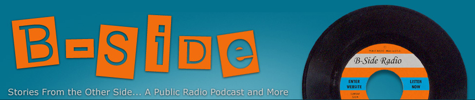 B-Side Radio Logo Link