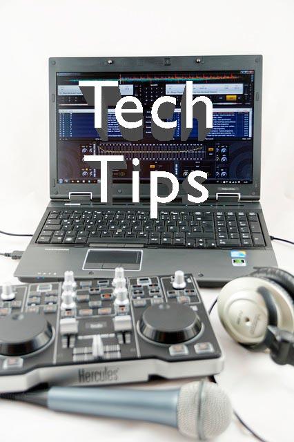 Tech Tips Link Image