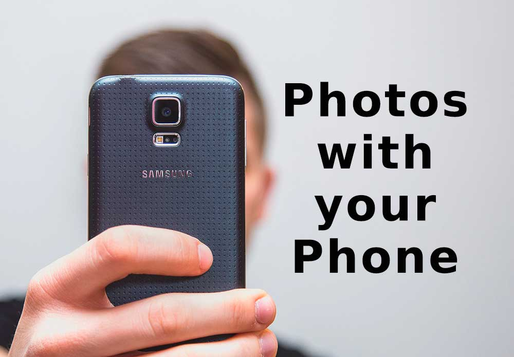 GOHP Photos with your Phone Link Image