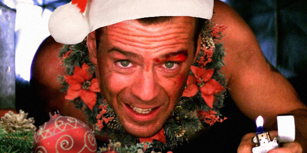 Die Hard: possibly the greatest Christmas movie of all time  (image courtesy of  taskandpurpose.com )