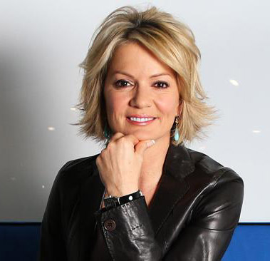 Did you know Sandra Sully has a twin sister?    (image courtesy of  blueplanetentertainment.com.au )