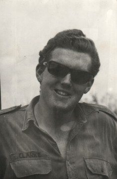 Wayne Clarke in 1965