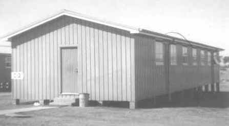 Typical barracks Puckapunyal