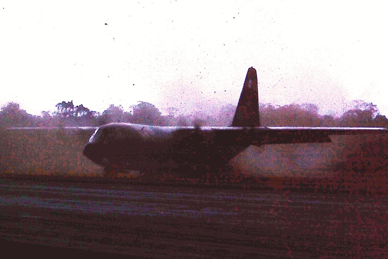 Hercules Aircraft Vietnam