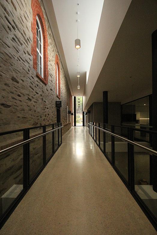Level One Walkway