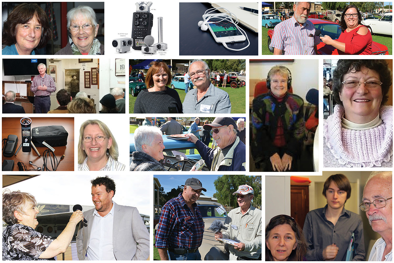 The Gawler Oral History Project is built by and for the people of Gawler