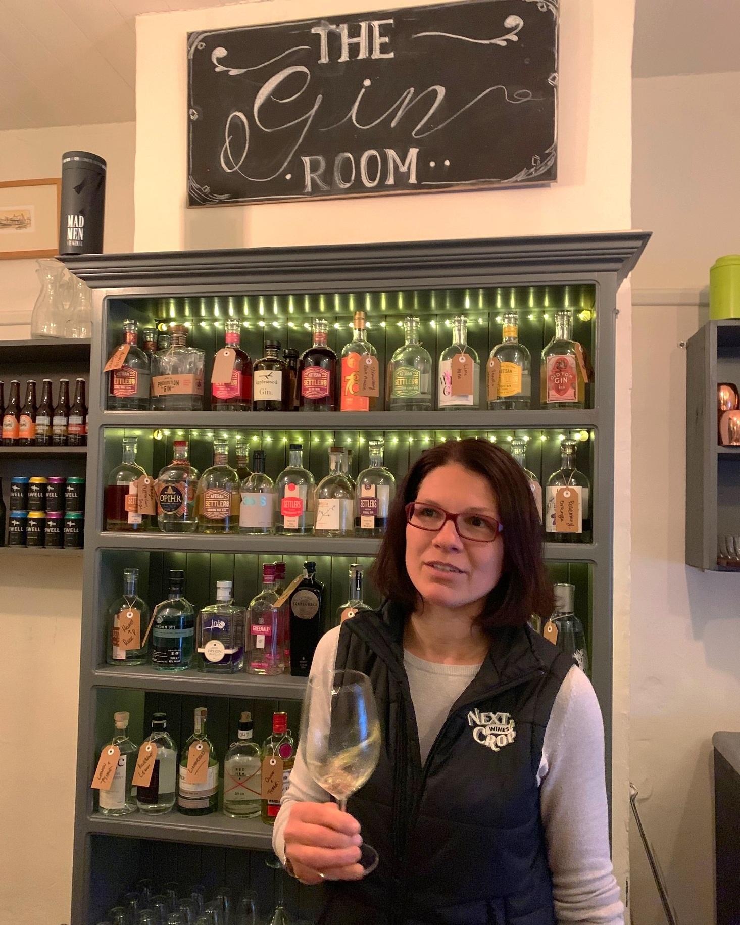 Caroline Schaub ~ Next Crop Wine Maker
